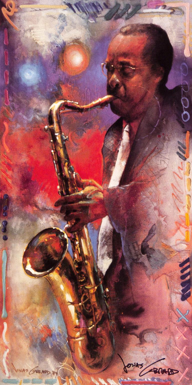 Hialeah Park Jazz Festival Poster 187 Jonas Gerard