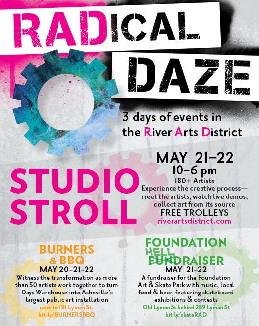 Spring Studio Stroll