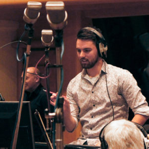Composer Tom Player, of Lost Track Productions.
